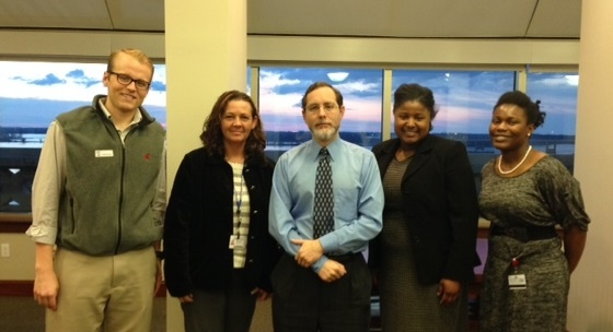 PLN at American Constitution Society meeting - Memphis March 2015